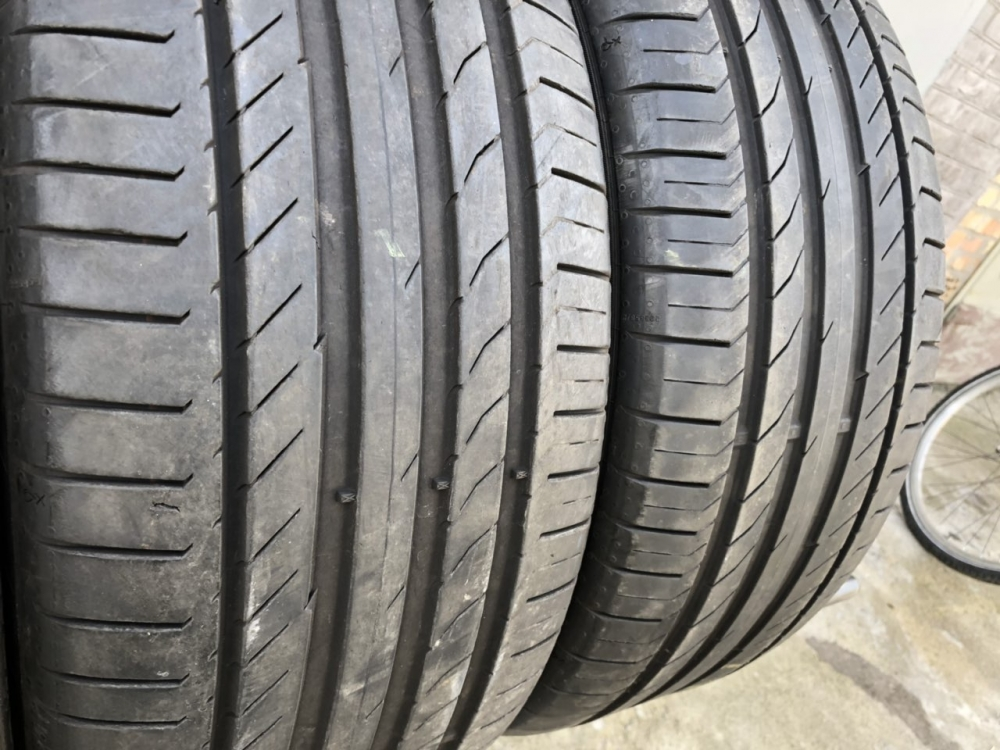 Continental ContiSportContact 5 245/45R 18