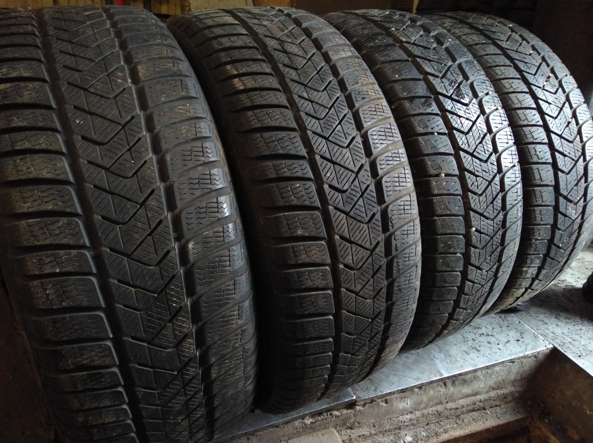 Pirelli Scorpion Winter, Sottozero 3 225/60R 17