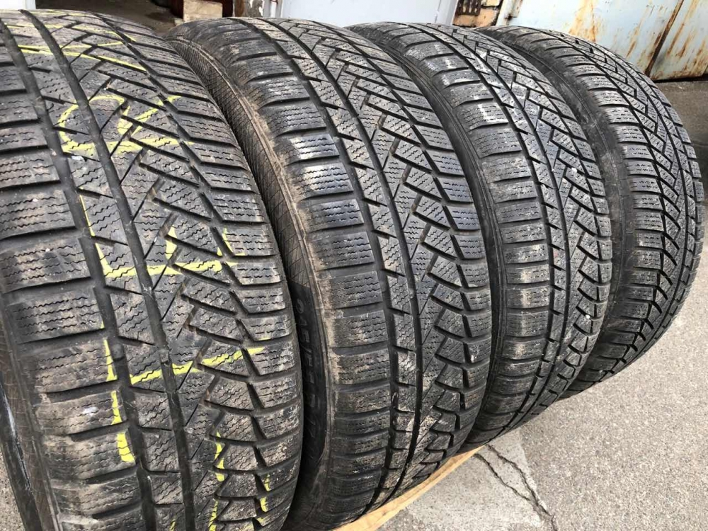 Continental ContiWinterContact TS 850 P. 215/55R 17