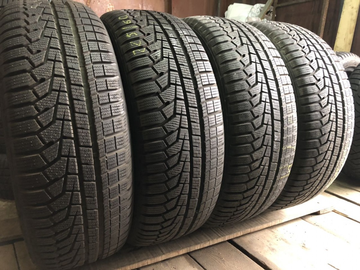 Hankook Winter I cept evo 2 225/60R 17