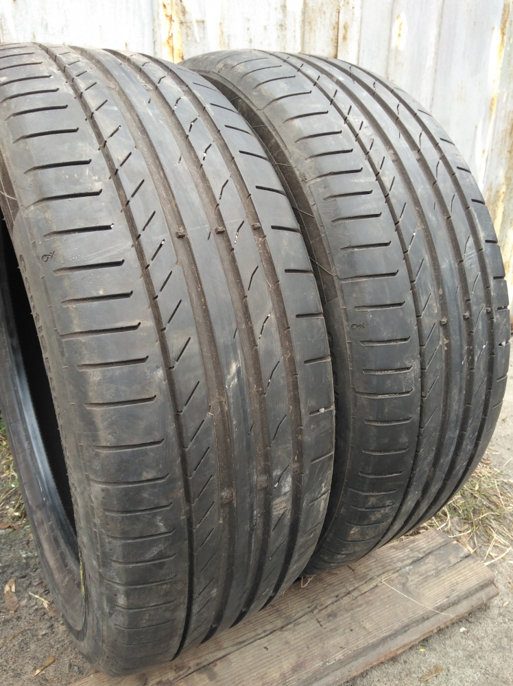 Continental ContiSportContact 5 205/50R 17