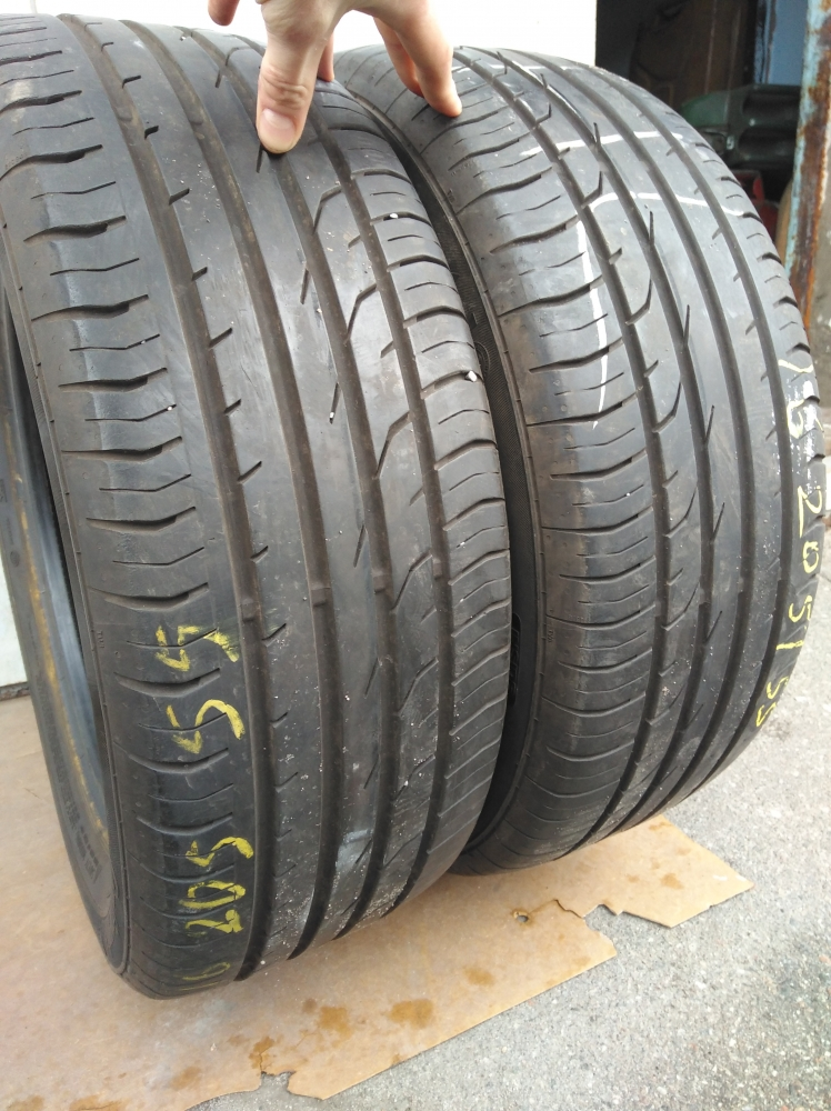 Continental ContiPremiumContact 2 205/55R 16
