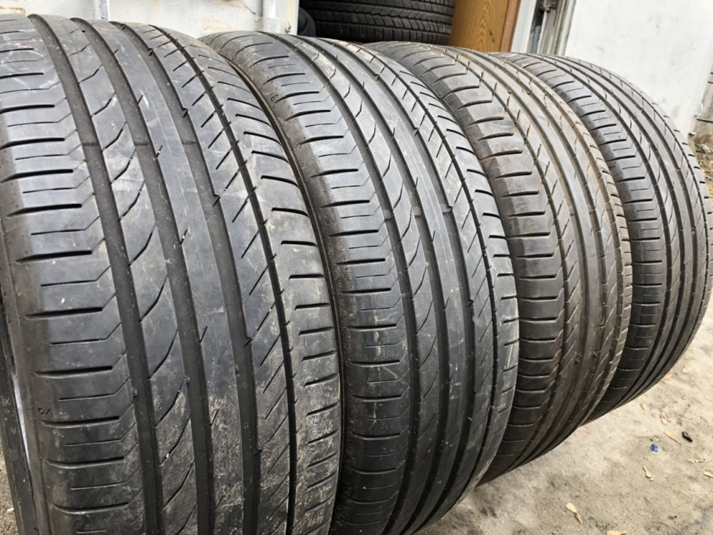 Continental Conti Sport  - Contact 5. 235/45R 19