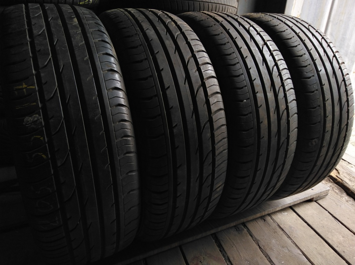 Continental ContiPremiumContact 2 205/55R 17