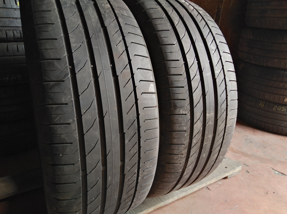 Continental ContiSportContact 5 235/50R 17