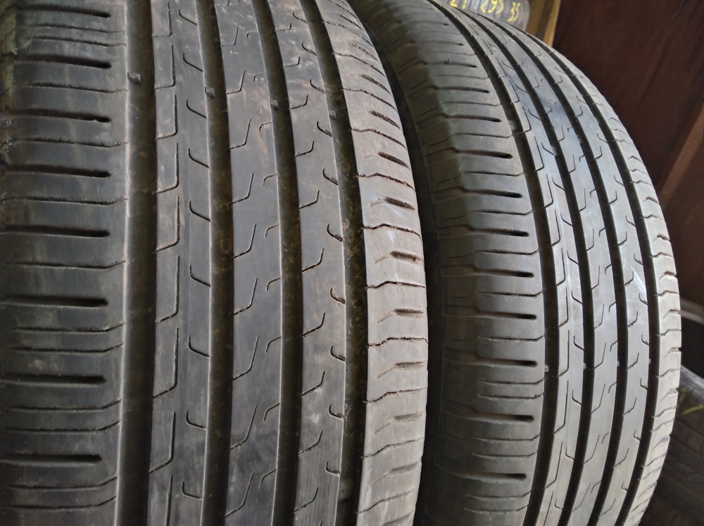 Continental EcoContact 6 235/55R 19