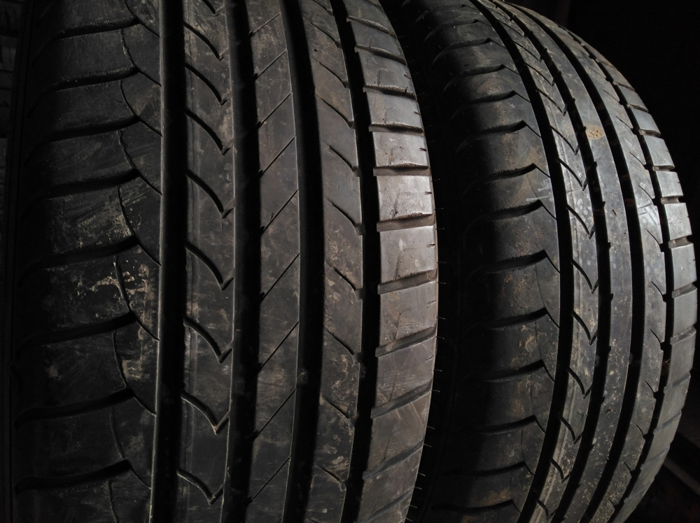 GoodYear Efficient Grip 195/55R 15