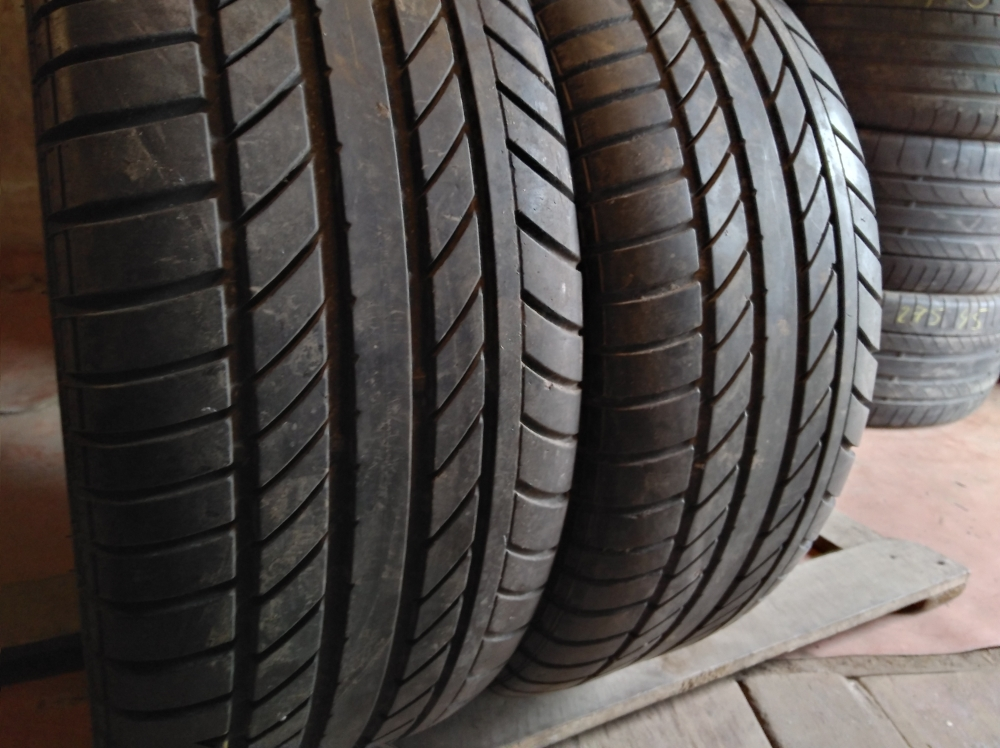 Continental ContiSportContact 245/45R 18