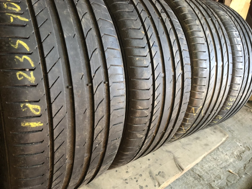 Continental ContiSportContact 5. 235/40R 18