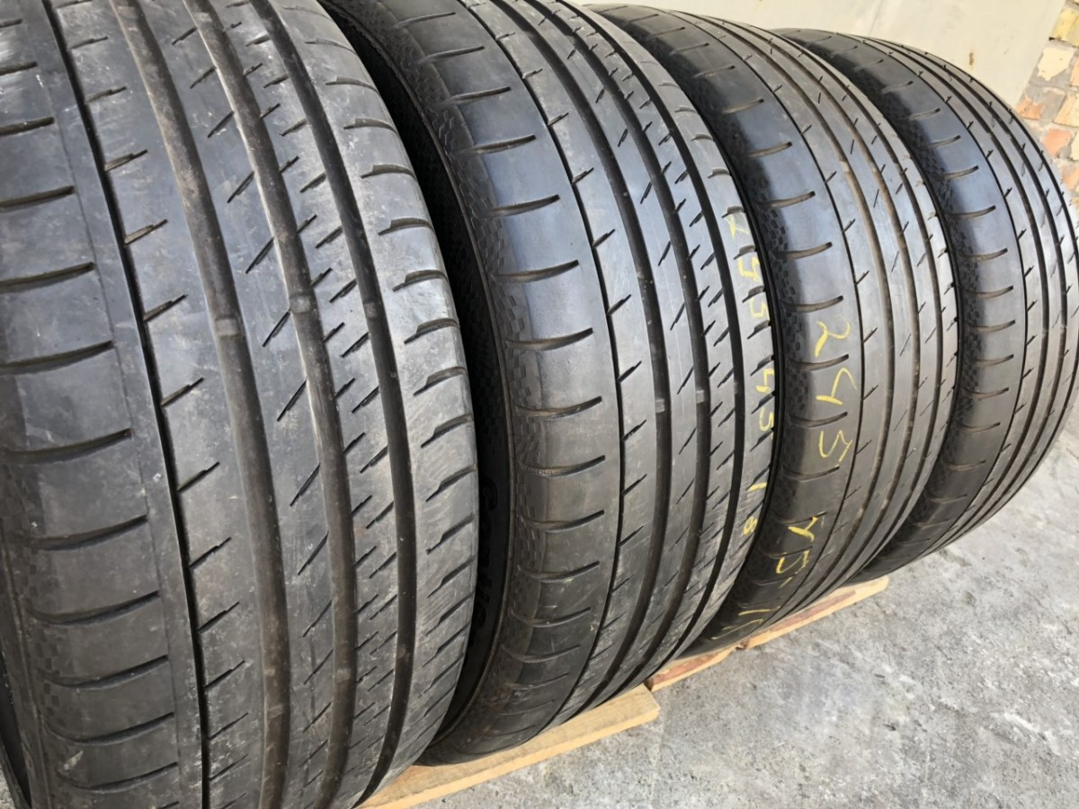 Continental Conti Sport Contact 3 245/45R 18