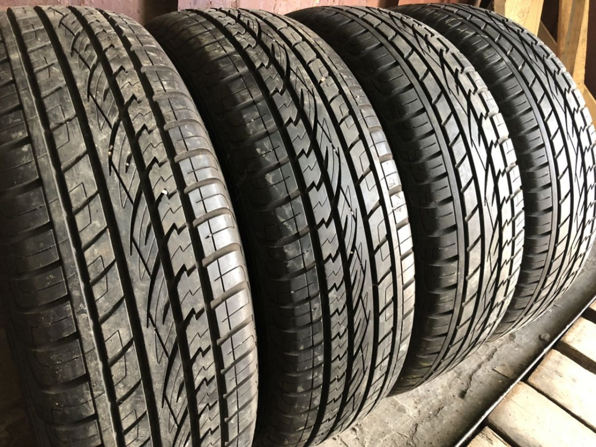 Continental ContiCrossContact UHP 255/50R 19