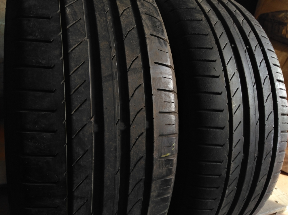 Continental ContiSportContact 5. 205/50R 17