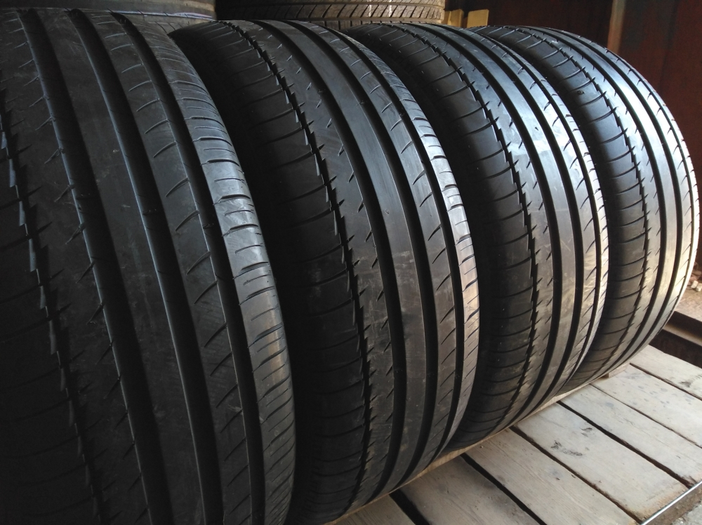 Michelin Latitude Sport 255/55R 20
