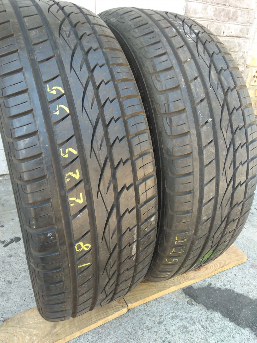 Continental CrossContact UHP 225/55R 18