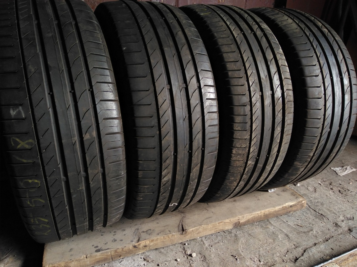 Continental ContiSportContact 5 235/50R 18