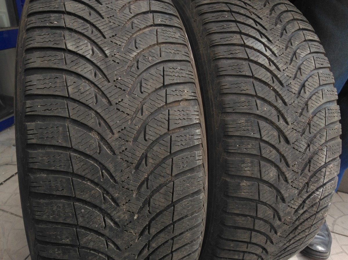 Michelin Alpin A4 215/55R 17