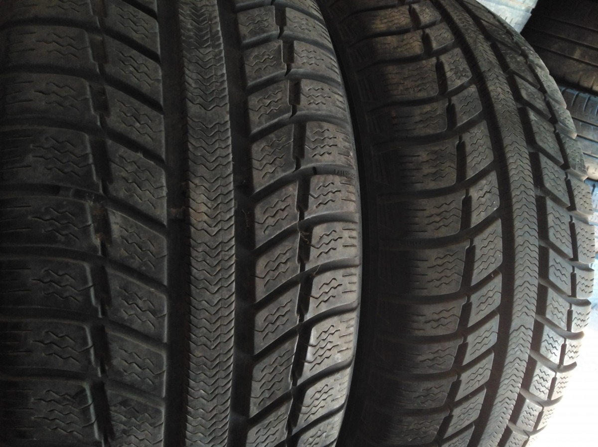 Michelin Primacy Alpin PA 3 225/55R 17
