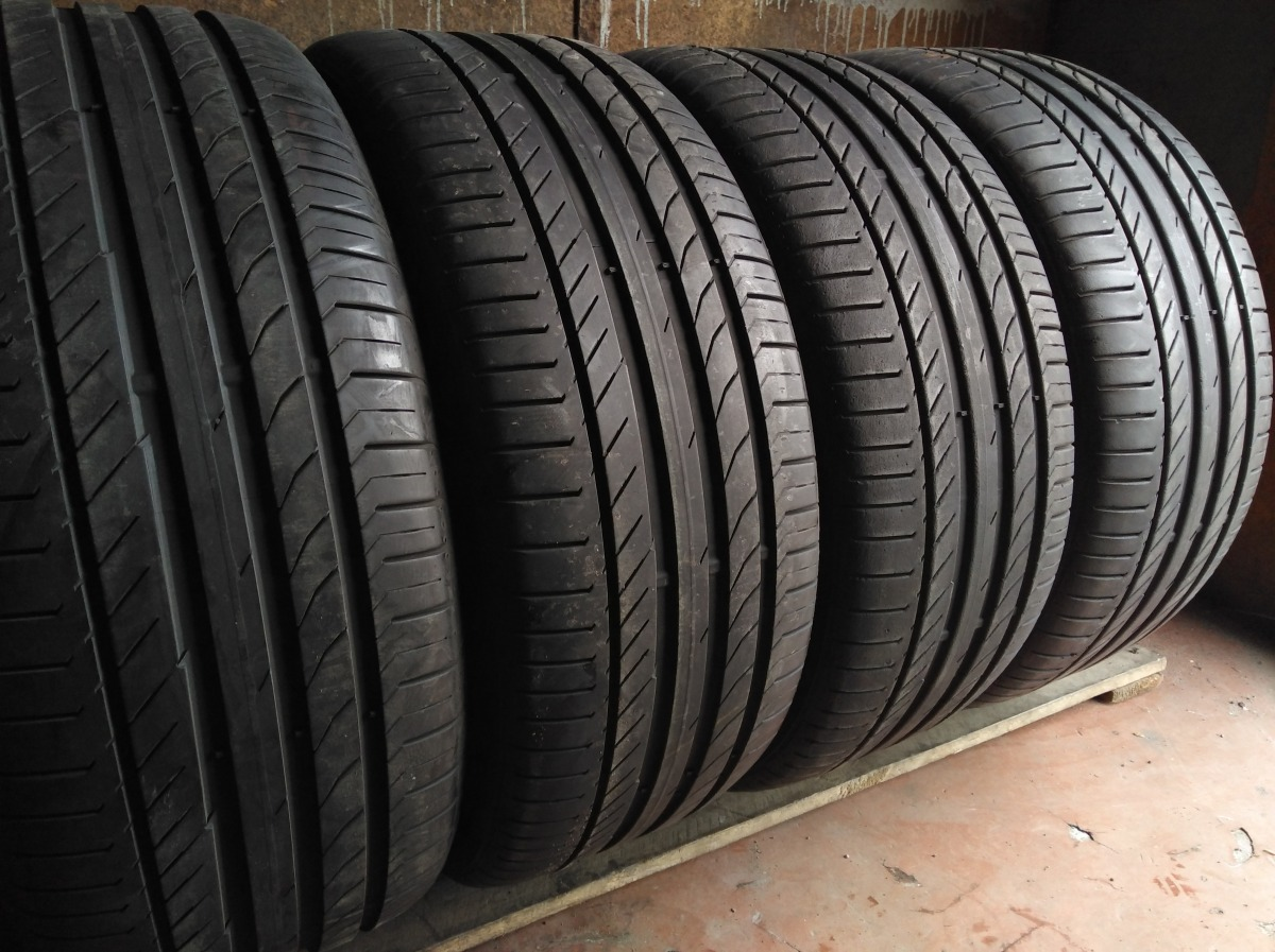 Continental Conti SportContact 5 245/45R 19