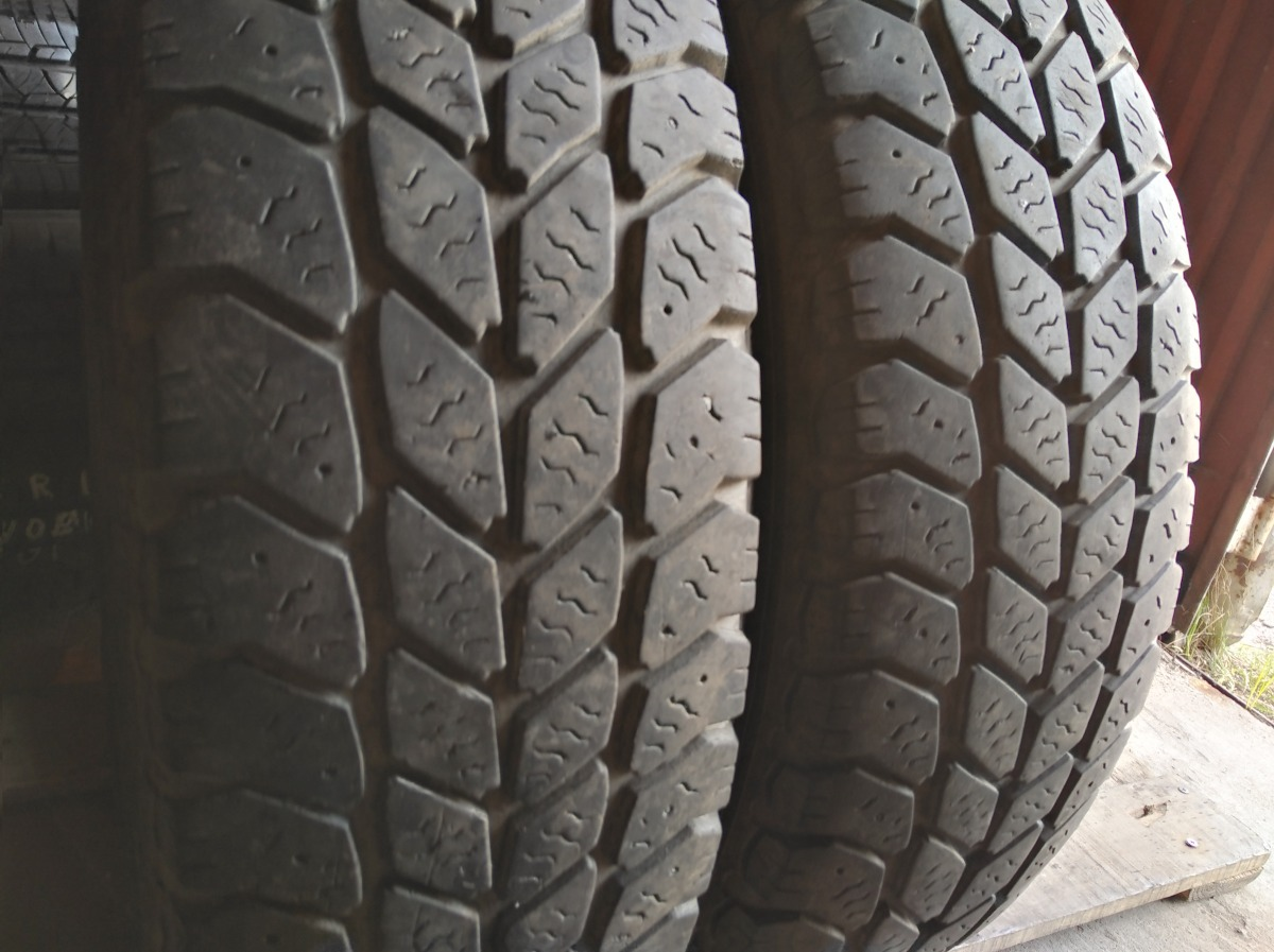 GoodYear Cargo Ultra Grip 195R 14C
