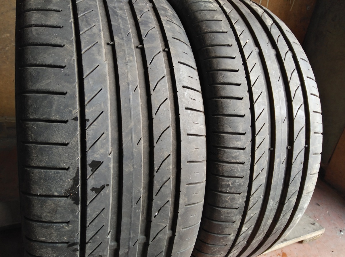 Continental ContiSportContact 5 235/45R 17