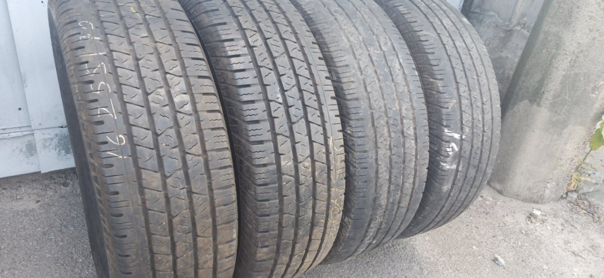 Continental CrossContact 255/70R 16