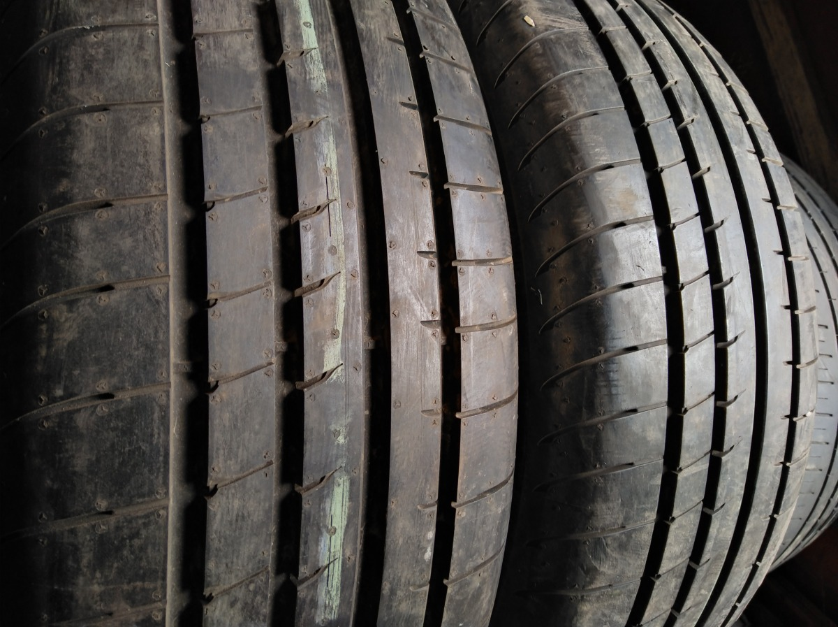 GoodYear Eagle F 1 Asymetric 3 235/60R 18