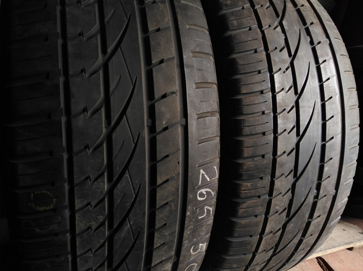 Continental Cross Contact UHP 265/50R 20