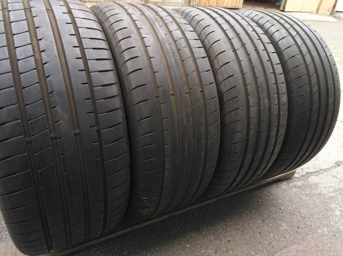 GoodYear Eagle F 1 Asymetric 3 245/45R 18