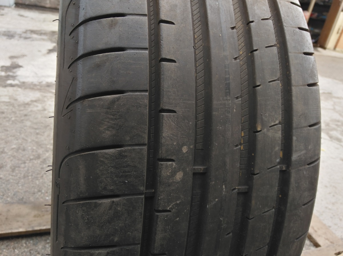 бу колеса, фото б/у GoodYear Eagle F1 Asymetric 3, шины б у R 18 фото