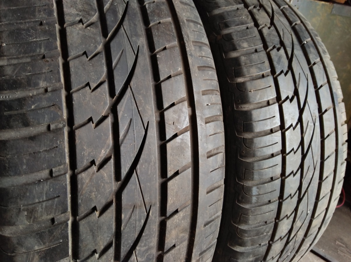 Continental Conti Cross Contact UHP 255/55R 19
