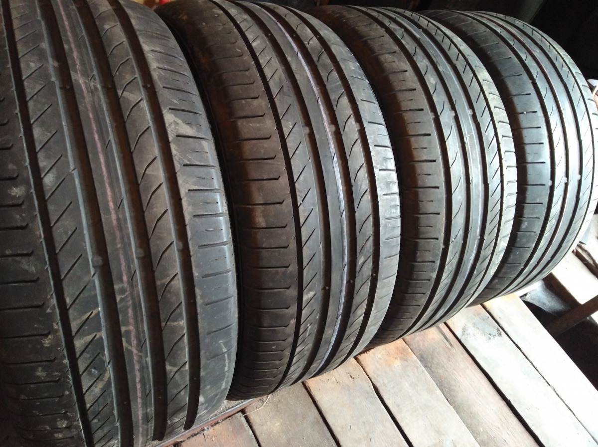Continental ContiSportContact 5 255/45R 18