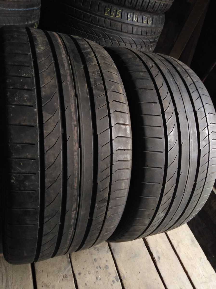 Continental ContiSportContact 5P 265/35R 19