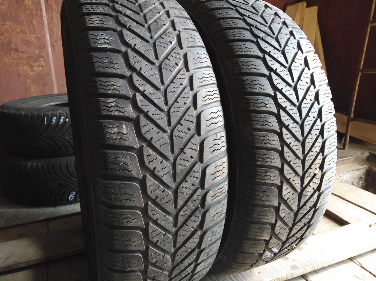 GoodYear Ultra Grip 5 195/65R 15