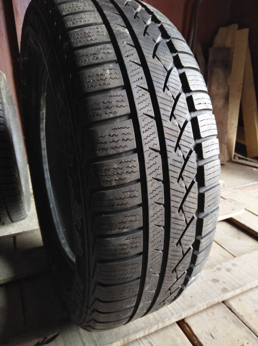 Continental WinterContact TS 810. 205/60R 16
