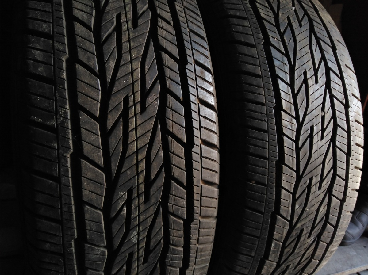 Continental ContiCrossContact LX 2 225/60R 18