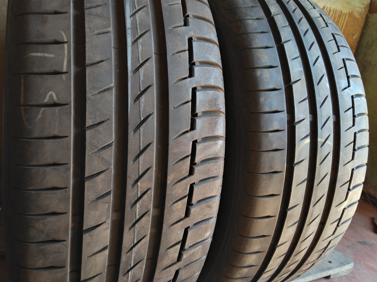 Continental PremiumContact 6 235/55R 18