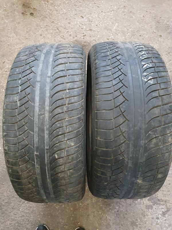 Michelin Diamaris 4x4 255/50R 19