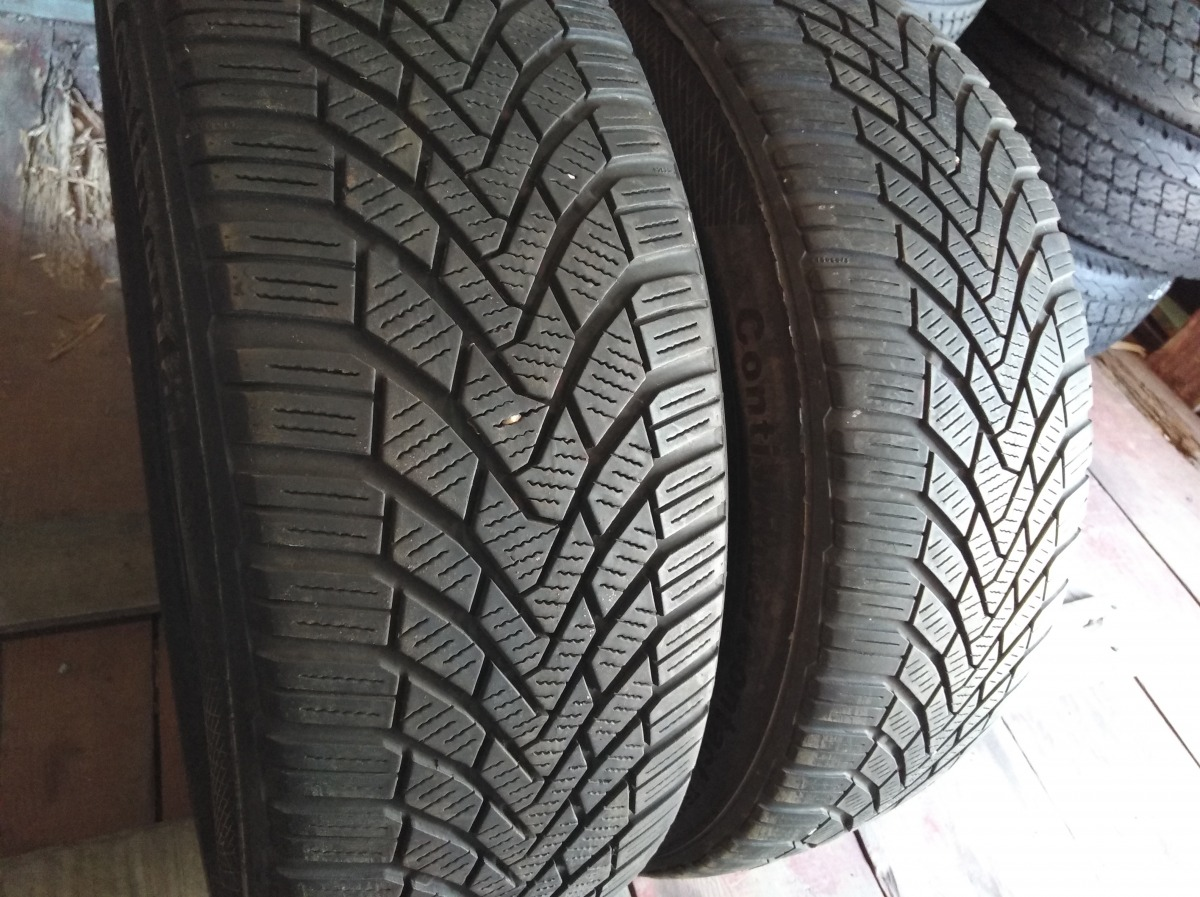 Continental Conti Winter Contact TS 850 205/55R 16