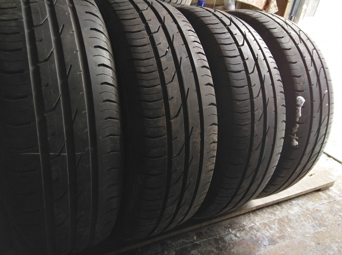 Continental ContiPremiumContact 2 195/65R 15
