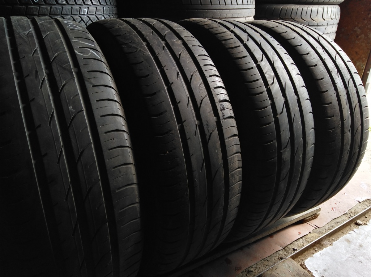 Continental ContiPremiumContact 2/ 205/60R 16