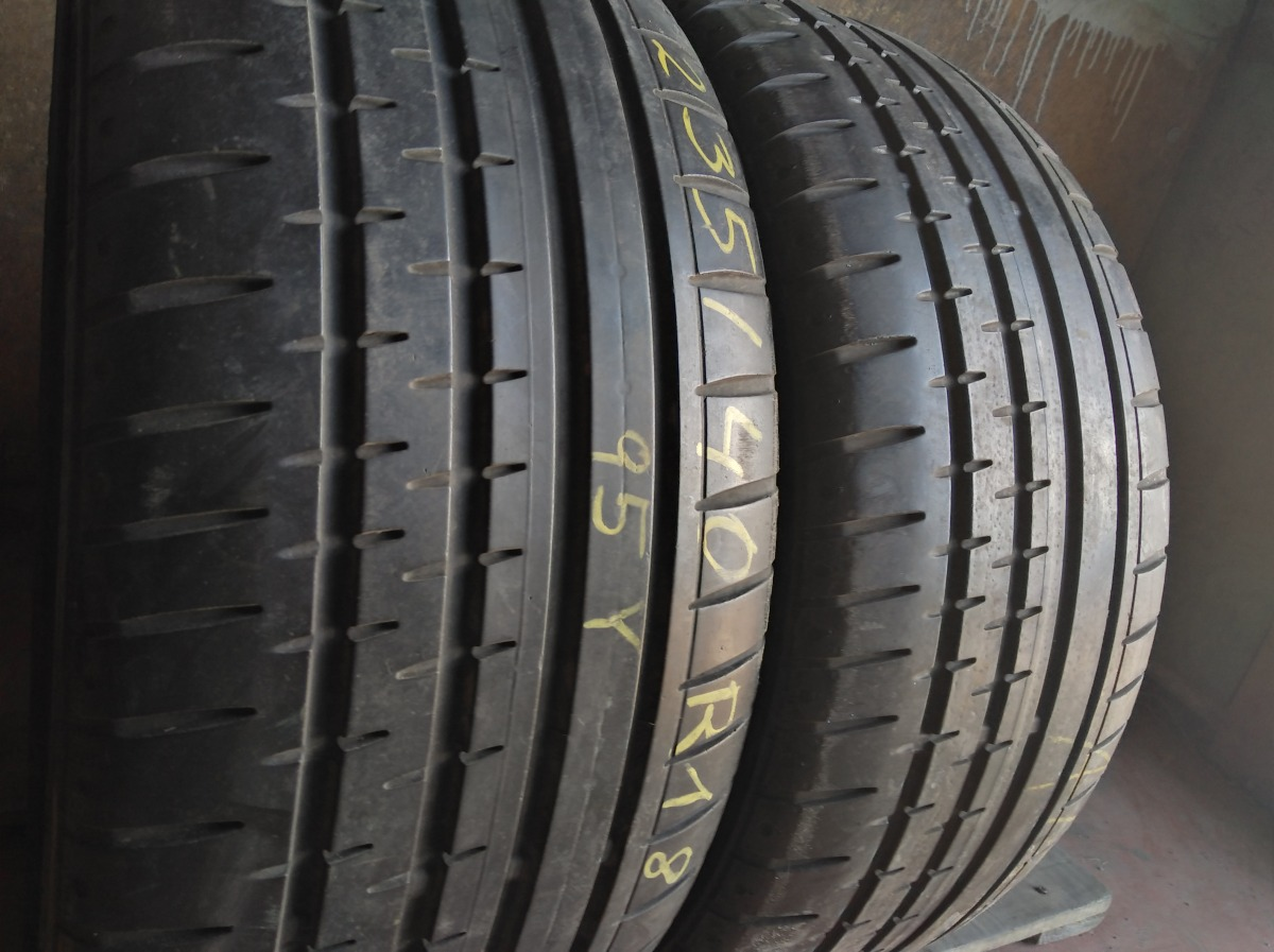 Continental ContiSportContact 2 235/40R 18