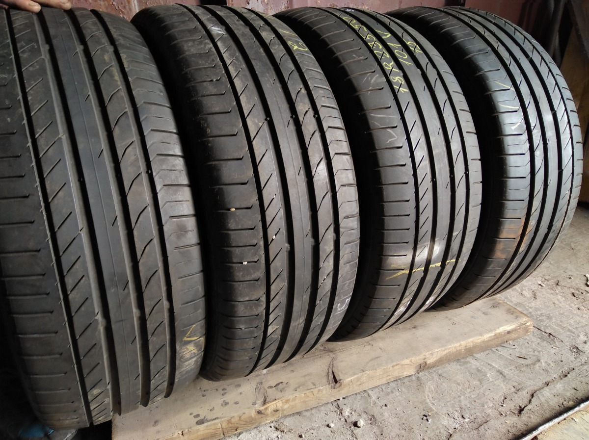 Continental ContiSportContact 5. 235/50R 18