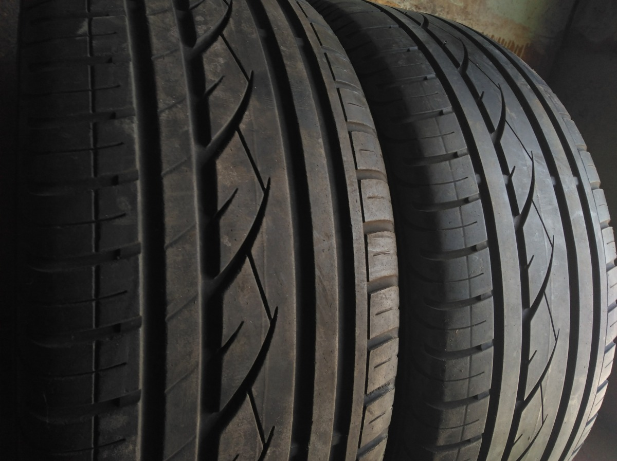 Continental Cross Contact UHP 255/55R 18