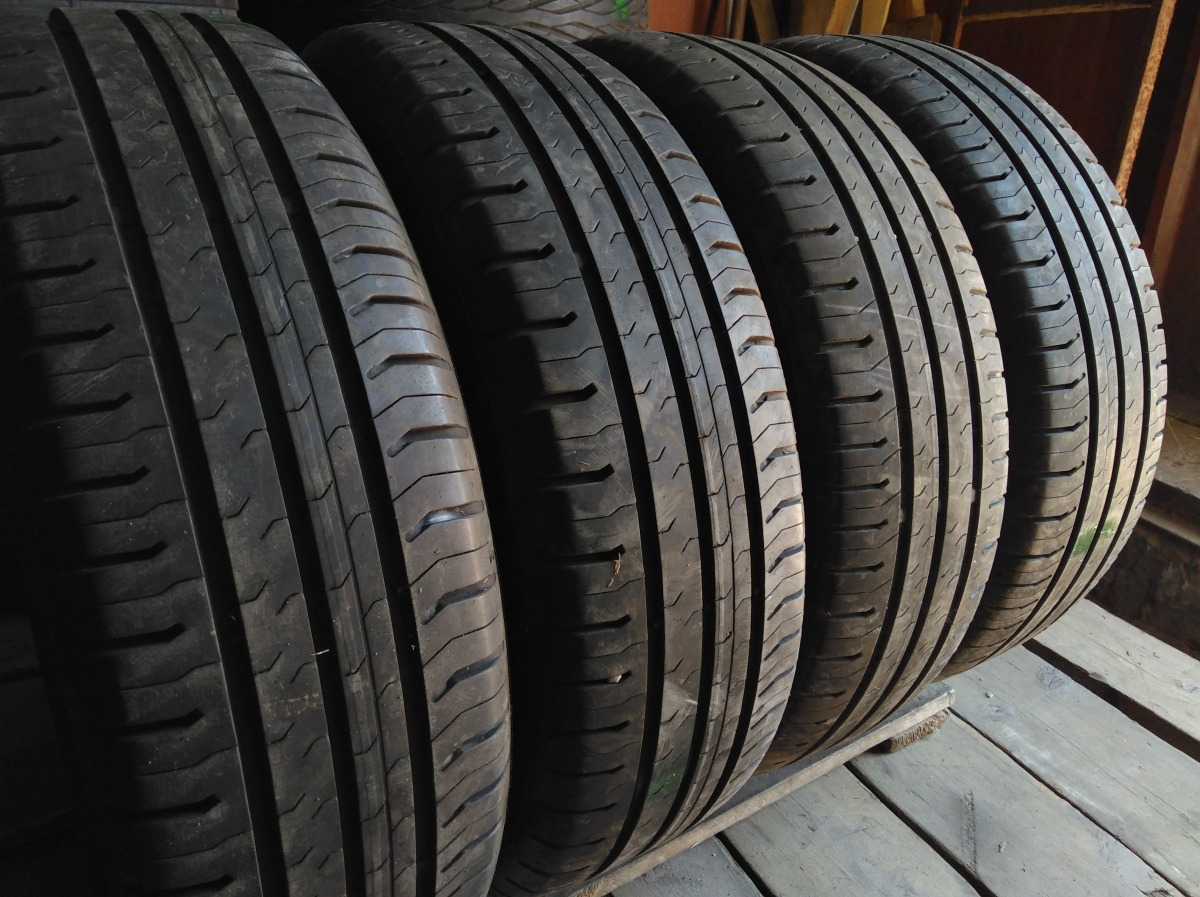 Continental ContiEcoContact 5 185/65R 15