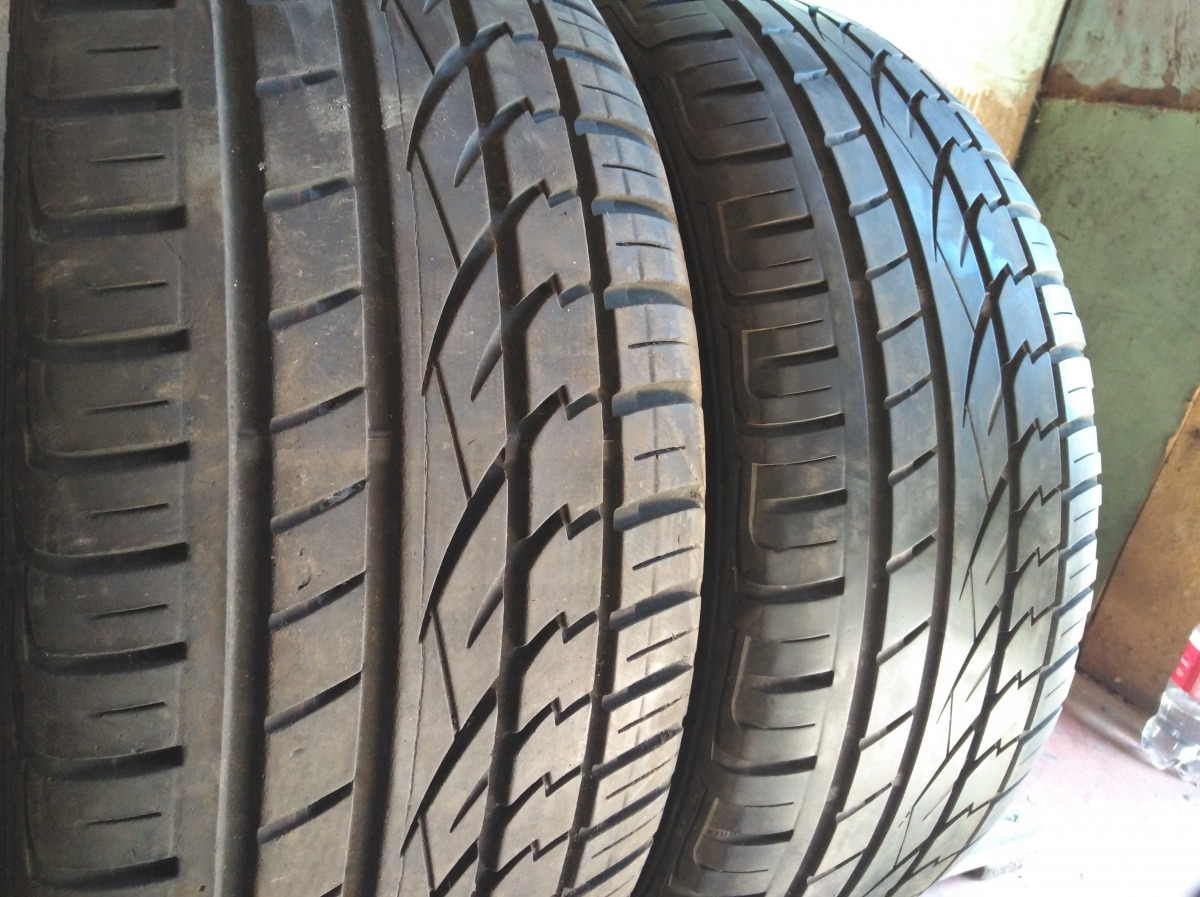 Continental ContiCrossContact UHP. 255/50R 19