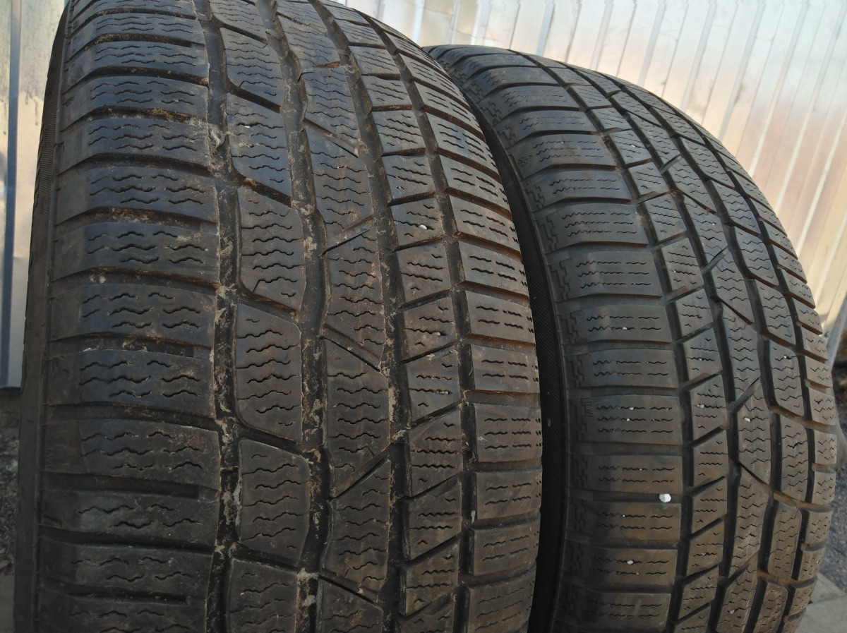 Continental ContiWinterContact TS 830 P 225/55R 17