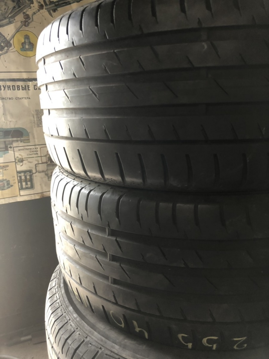 Continental ContiSportContact 3 ZR 255/40R 17