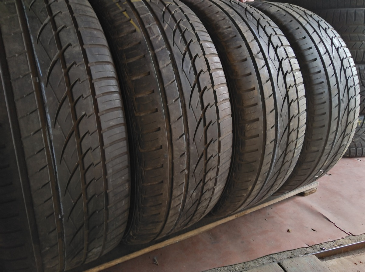 Continental Cross Contact UHP/ 265/50R 20