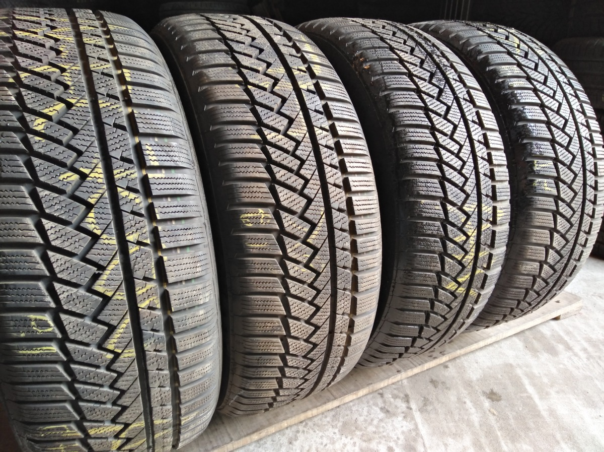 Continental WinterContact TS 850p/ 225/55R 17