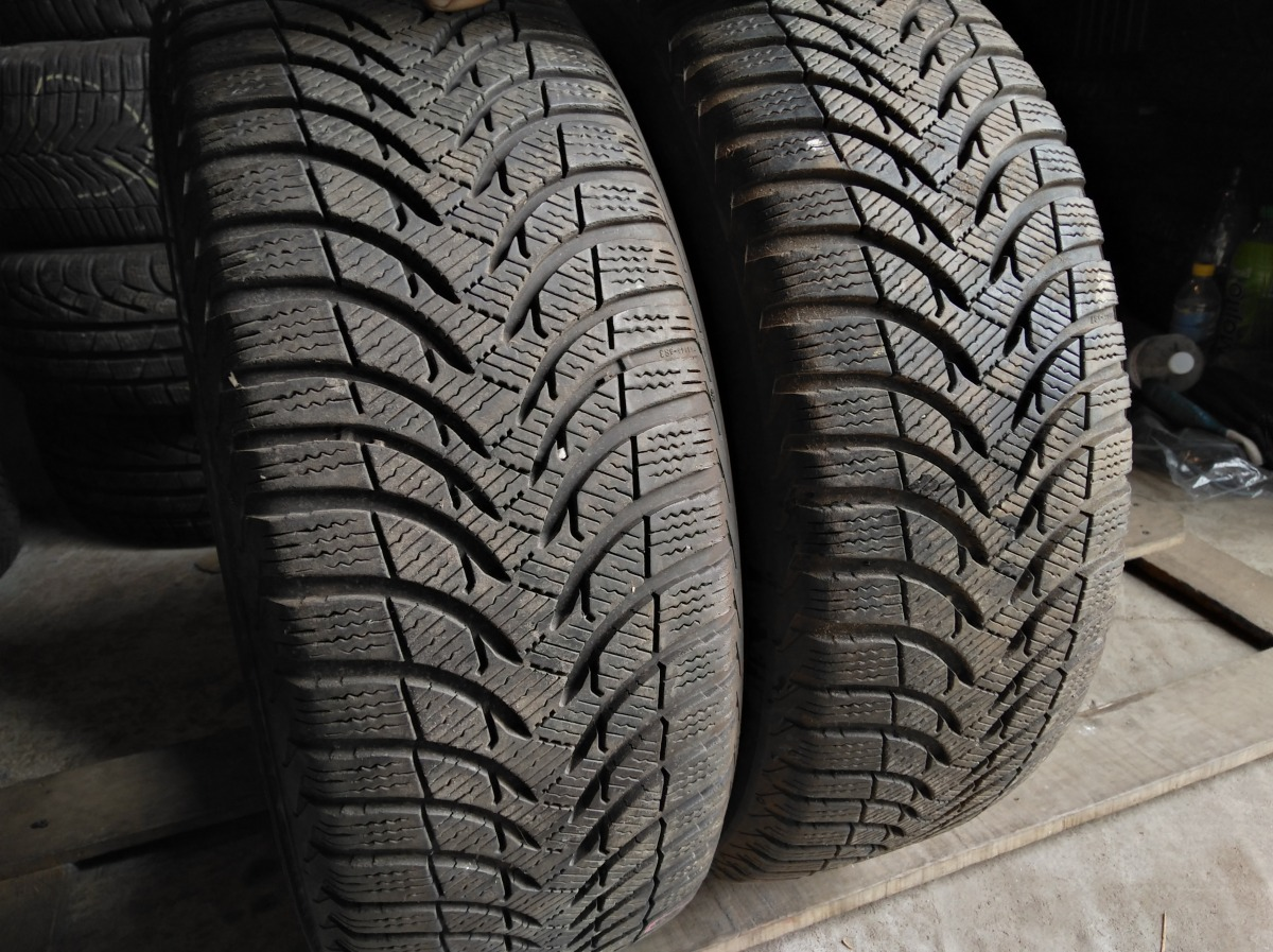 Michelin Alpin A 4 215/60R 16